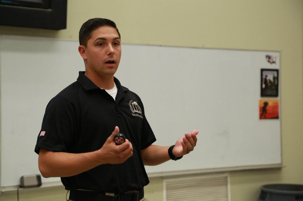 Instructor | P.R.A.Y. course